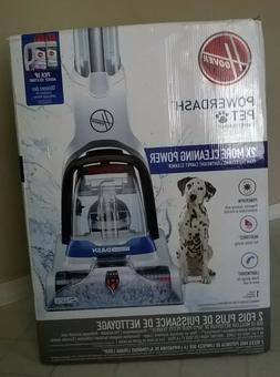 Hoover PowerDash Pet Compact Carpet Cleaner FH50700US Shampo