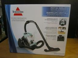 BISSELL PowerForce Bagless Cannister Vacuum Cleaner Green Mi