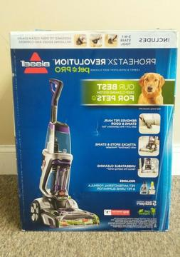 BISSELL ProHeat 2x Revolution Pet Pro Carpet Cleaner in Purp
