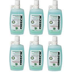 6 Oreck Carpet Cleaner Shampoo Cartridge 4003203 - 6 Bottles