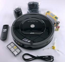iRobot Roomba 880 Robotic Cleaner - Black Refurbished