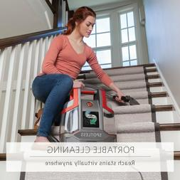 Spotless Portable Carpet Upholstery Spot Stain Cleaner Home
