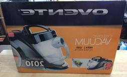 Ovente ST2010 Featherlite Cyclonic Bagless Canister Vacuum w