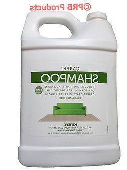 Kirby Vacuum Cleaner Unscented Carpet Rug Shampoo Genuine Al