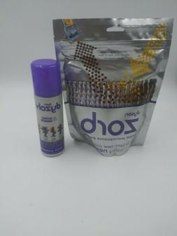 Dyson Zorn Carpet Powder 26.5 oz And Spot Cleaner Spray 8.5